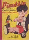 Pinokkio, egy élő fabábú csodálatos kalandjai