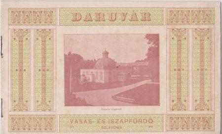 Daruvár vasas- és iszapfürdő (Szlavónia)