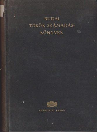 Budai török számadáskönyvek 1550-1580