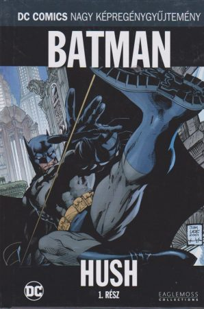 Batman: Hush 1-2.