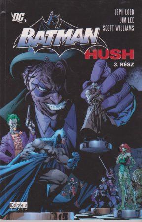Hush 3. rész