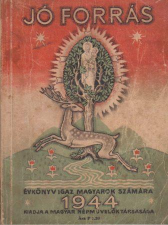 Jóforrás naptár 1944