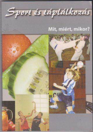 Sport és táplálkozás