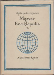 Magyar enciklopédia I-II.