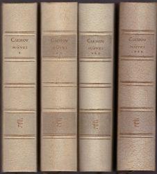 Csehov művei négy kötetben