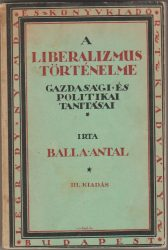 A liberalizmus történelme