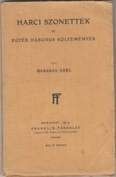 Harci szonettek és egyéb háborús költemények
