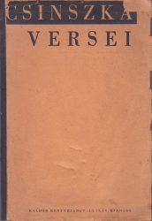 Csinszka versei