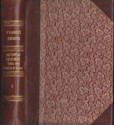 A vadászati ismeretek kézikönyve I. kötet