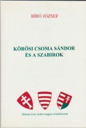 Körösi Csoma Sándor és a szabirok