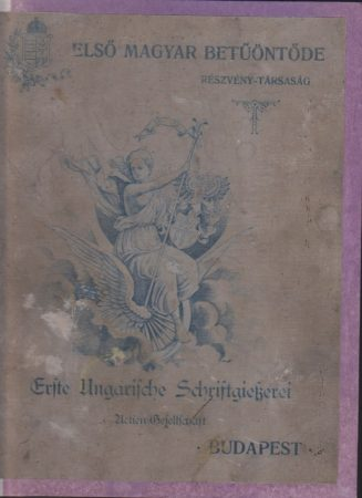 Betűminták - Schriftproben