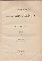 A népfajok Magyarországon