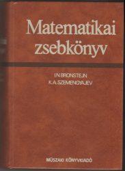 Matematikai zsebkönyv mérnökök és mérnökhallgatók számára