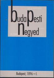Budapesti Negyed III. évf. 1995. 10. szám Tél