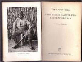 Gróf Teleki Sámuel útja Kelet-Afrikában
