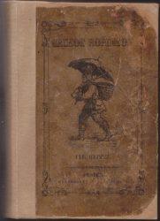 Crusoe Robinson viszontagságos élettörténete