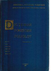 Erdészeti szótár I-II