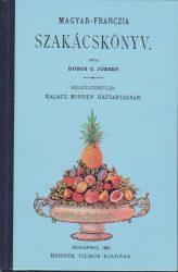 Magyar - franczia szakácskönyv