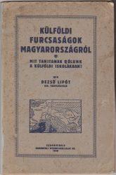 Külföldi furcsaságok Magyarországról