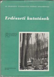 Erdészeti Kutatások 1963. 3. szám