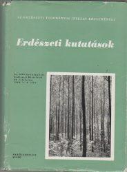 Erdészeti Kutatások 1964. 1-3. szám