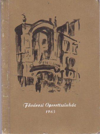 Fővárosi Operettszínház 1965
