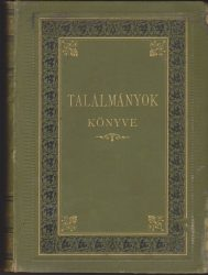 Találmányok könyve - első kötet