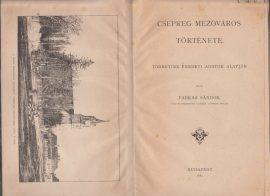 Csepreg mezőváros története