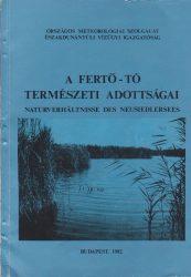 A Fertő-tó természeti adottságai