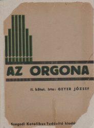 Az orgona ismeretének tankönyve II. rész