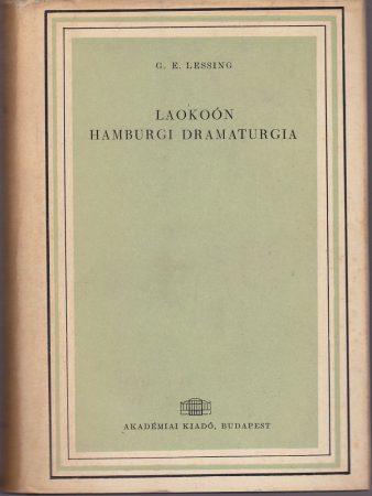 Laokoón / Hamburgi dramaturgia