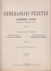 Genealogiai Füzetek