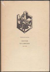 Magyar ex librisek 1525-1895