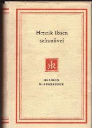 Henrik Ibsen színművei I-II.
