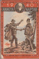 Hangya-naptár az 1940-ik szökő évre