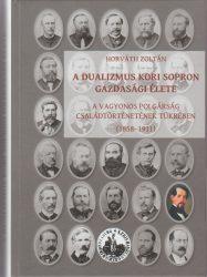 A dualizmus kori Sopron gazdasági élete