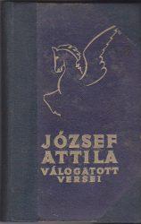 József Attila válogatott lírai versei