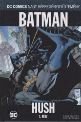 Batman: Hush 1-2.