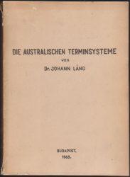 Die australischen Terminsysteme