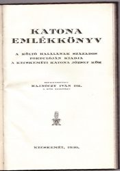 Katona Emlékkönyv