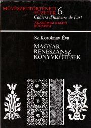 Magyar reneszánsz könyvkötések