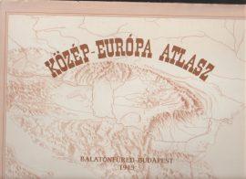 Közép-Európa Atlasz