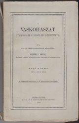 A vaskohászat gyakorlati s elméleti kézikönyve