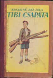 Tibi csapata és Tibi Magyarországon