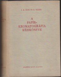A papírkromatográfia kézikönyve