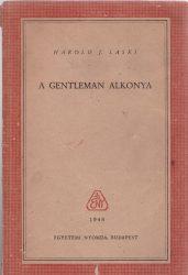 A gentleman alkonya