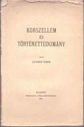 Korszellem és történettudomány