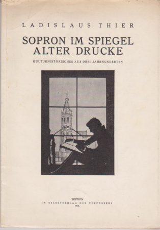 Sopron im Spiegel alter Drucke