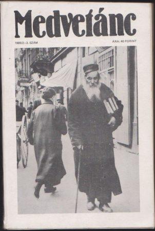 Medvetánc 1985/2-3. szám