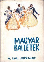 Magyar balletek